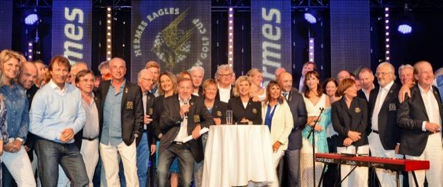 Mitglieder der Eagles