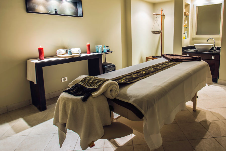 Spa Massage Zimmer