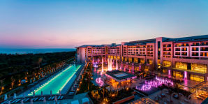 Regnum Carya Golf Package