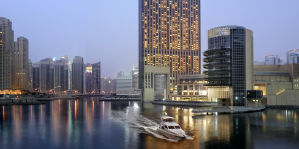 The Address Dubai Marina Golf Package