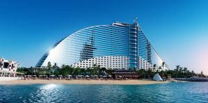 Jumeirah Beach Hotel Golf Package