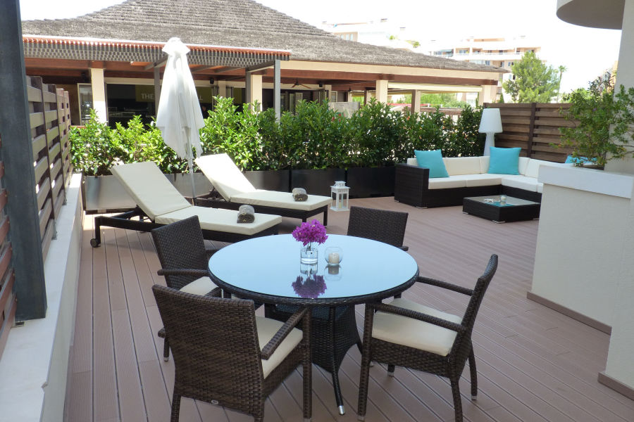 Junior Suite Terrasse