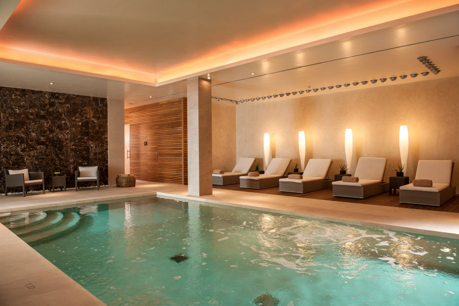 Spa Indoor Pool