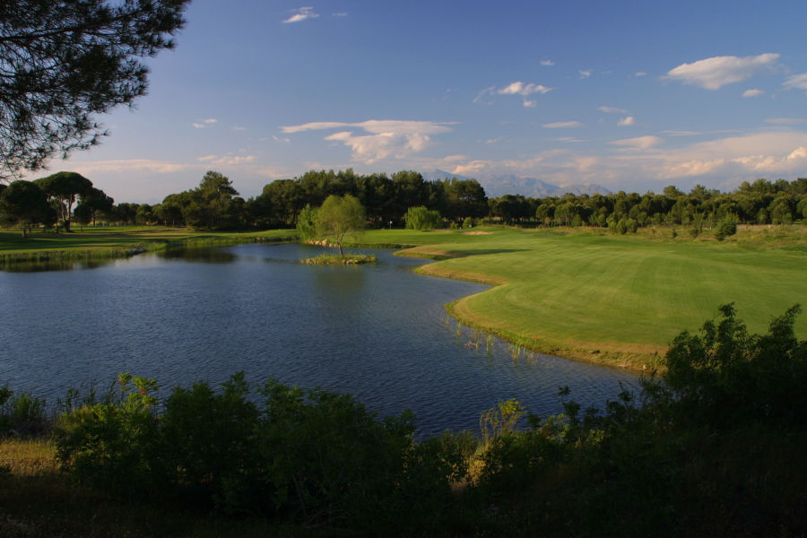 Sultan Golf Course