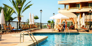 Melia Palas Atenea Golf Break
