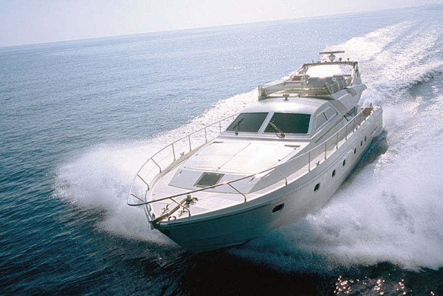 All in Motion Yacht