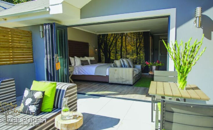 Silver Forest Suite