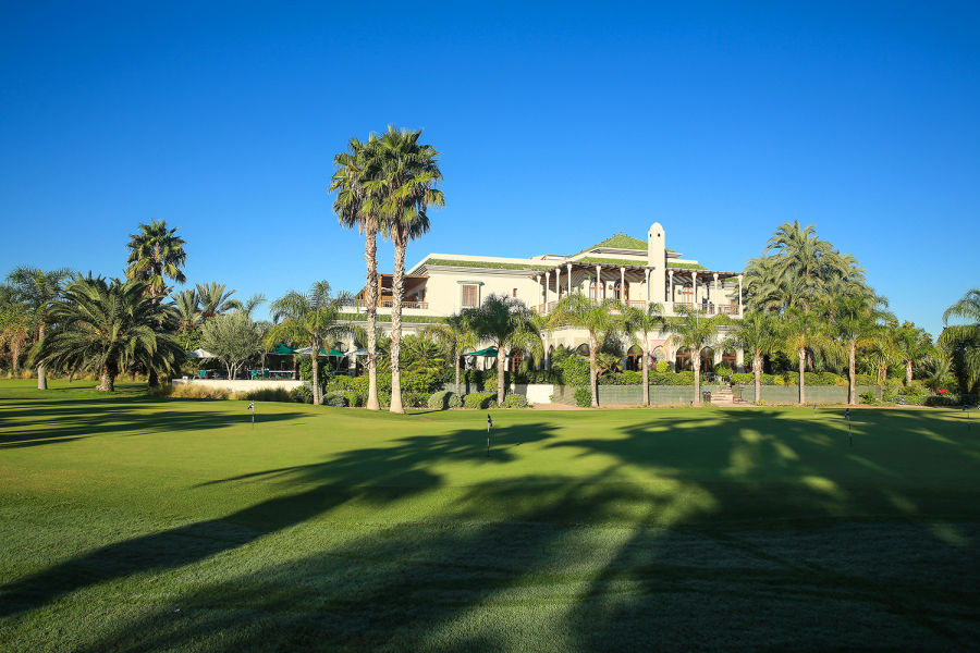 PalmGolf Clubhouse