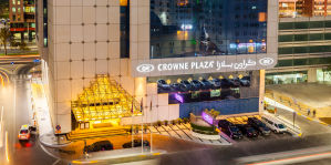 Crowne Plaza Golf Package