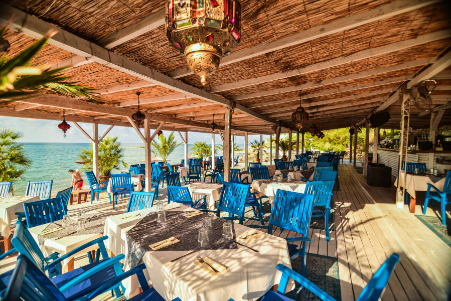 Bendida Beach Restaurant