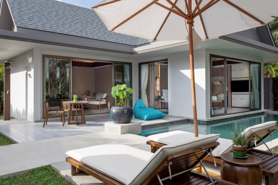 Grand Reserve Pool Villa