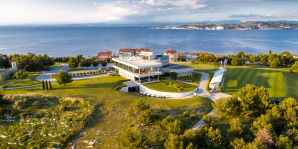 Golf Adriatic Clubhouse
