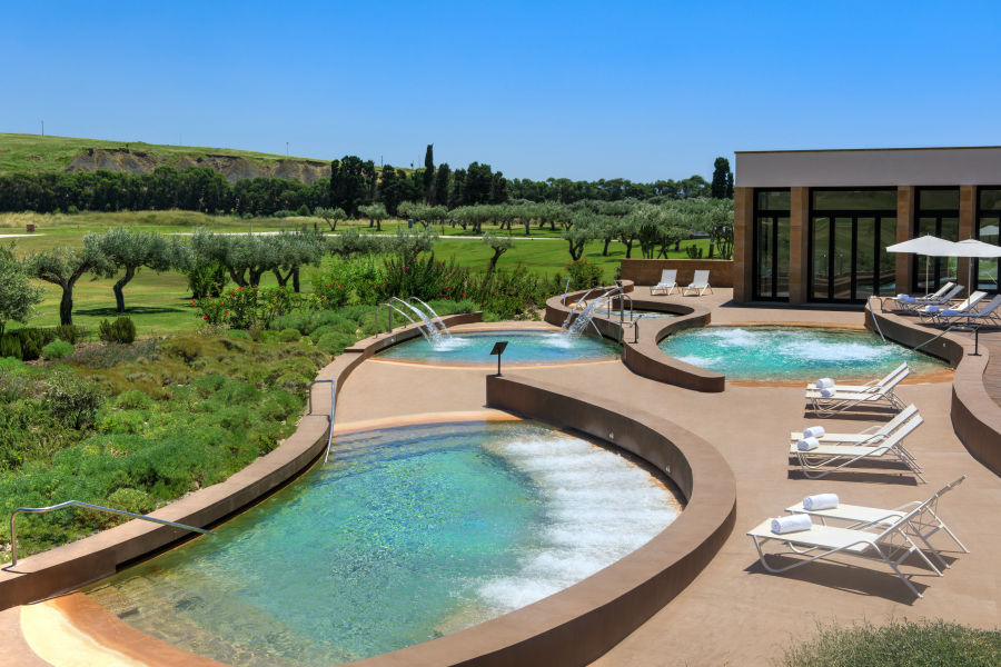 Spa Thalassotherapy Pools