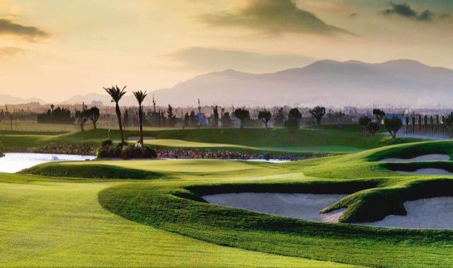 Golfplatz Son Gual Mallorca.