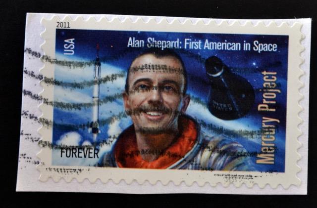 Alan Shepard glückte der erste Golfschlag auf dem Mond.