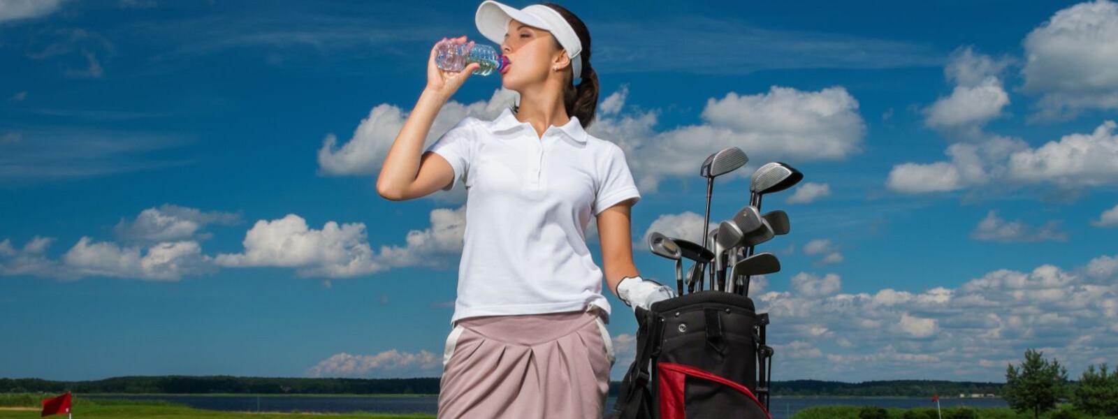 Golf spielen und abnehmen