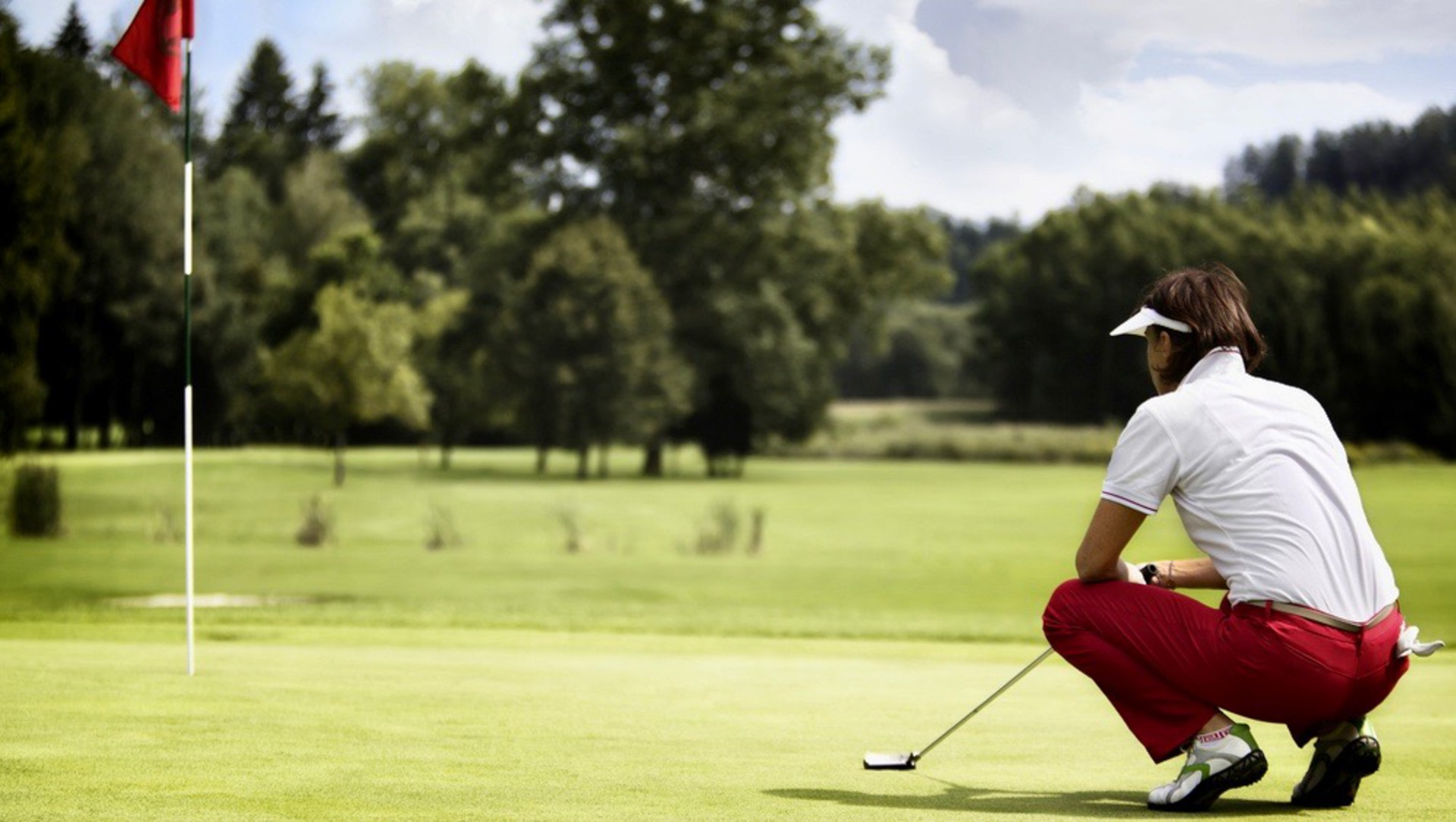 Golf Pro Tipp der Woche  # 2: Das Grünlesen auf dem Golfplatz