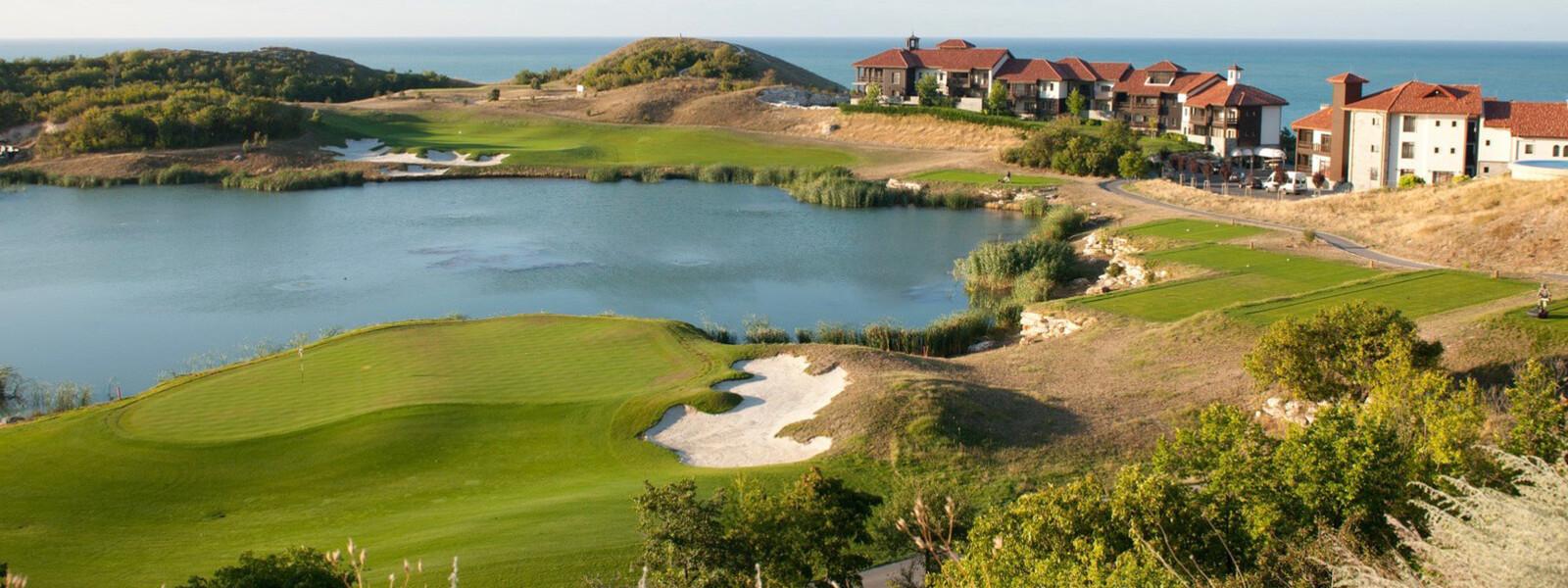 Faszination Golfplätze Bulgarien