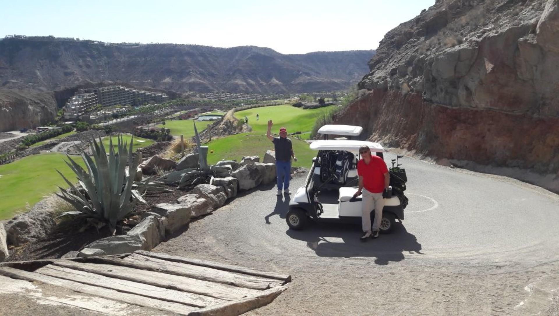 Golfreisebericht über die Kanaren, Gran Canaria - Sheraton Salobre Hotel (jetzt Salobre Hotel Resort & Serenity)