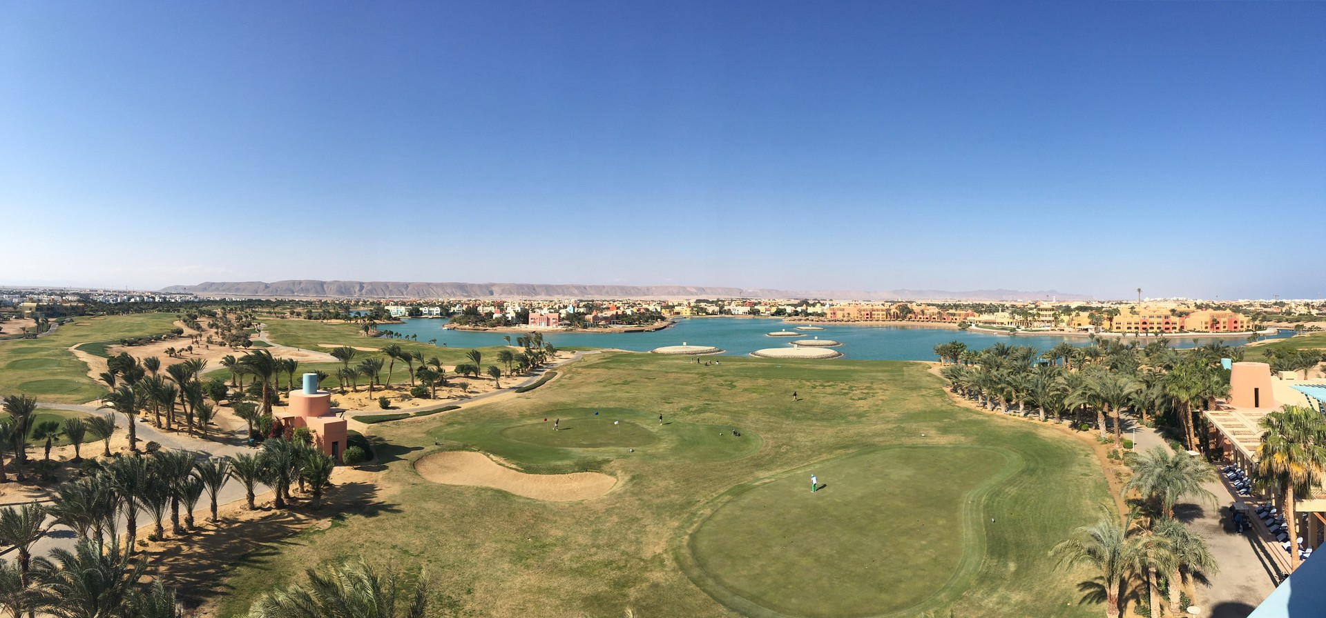 Reisebericht über Ägypten, El Gouna - Steigenberger Golfresort El Gouna