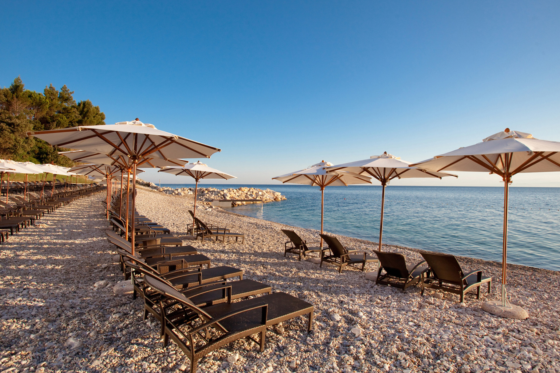 Golfreisebericht über Kroatien, Istrien - Kempinski Hotel Adriatic