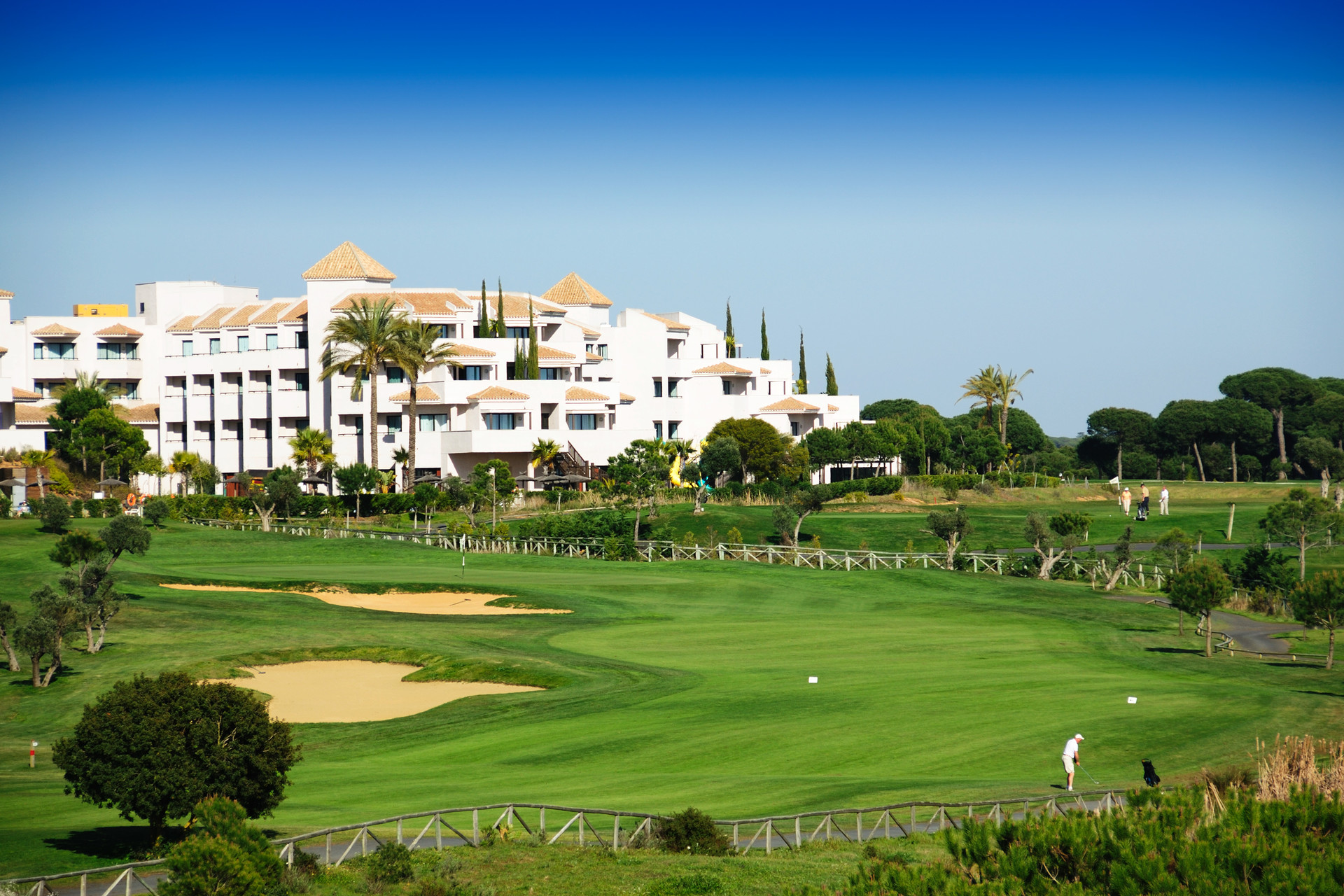 Golfreisebericht über Spanien, Andalusien - Precise Golf Resort El Rompido