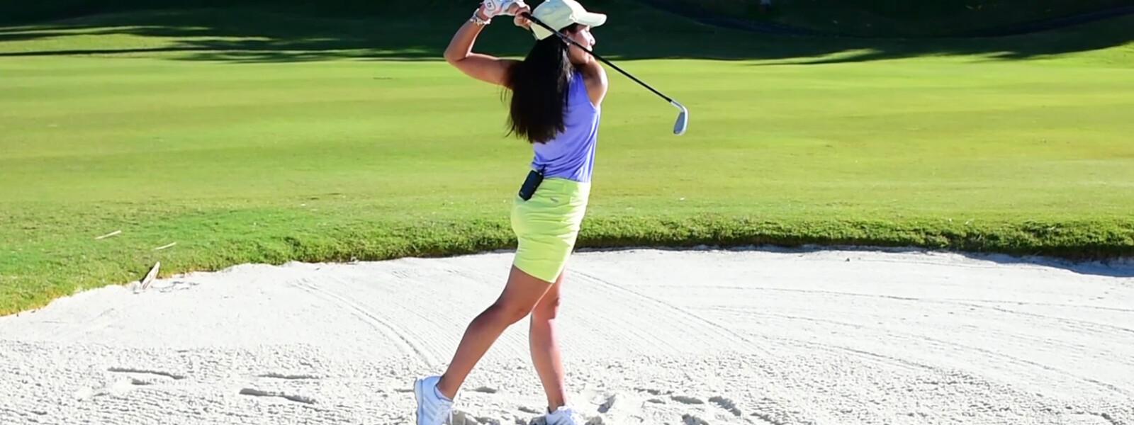 2. Golf-Trainingsvideo: Fairway Bunker