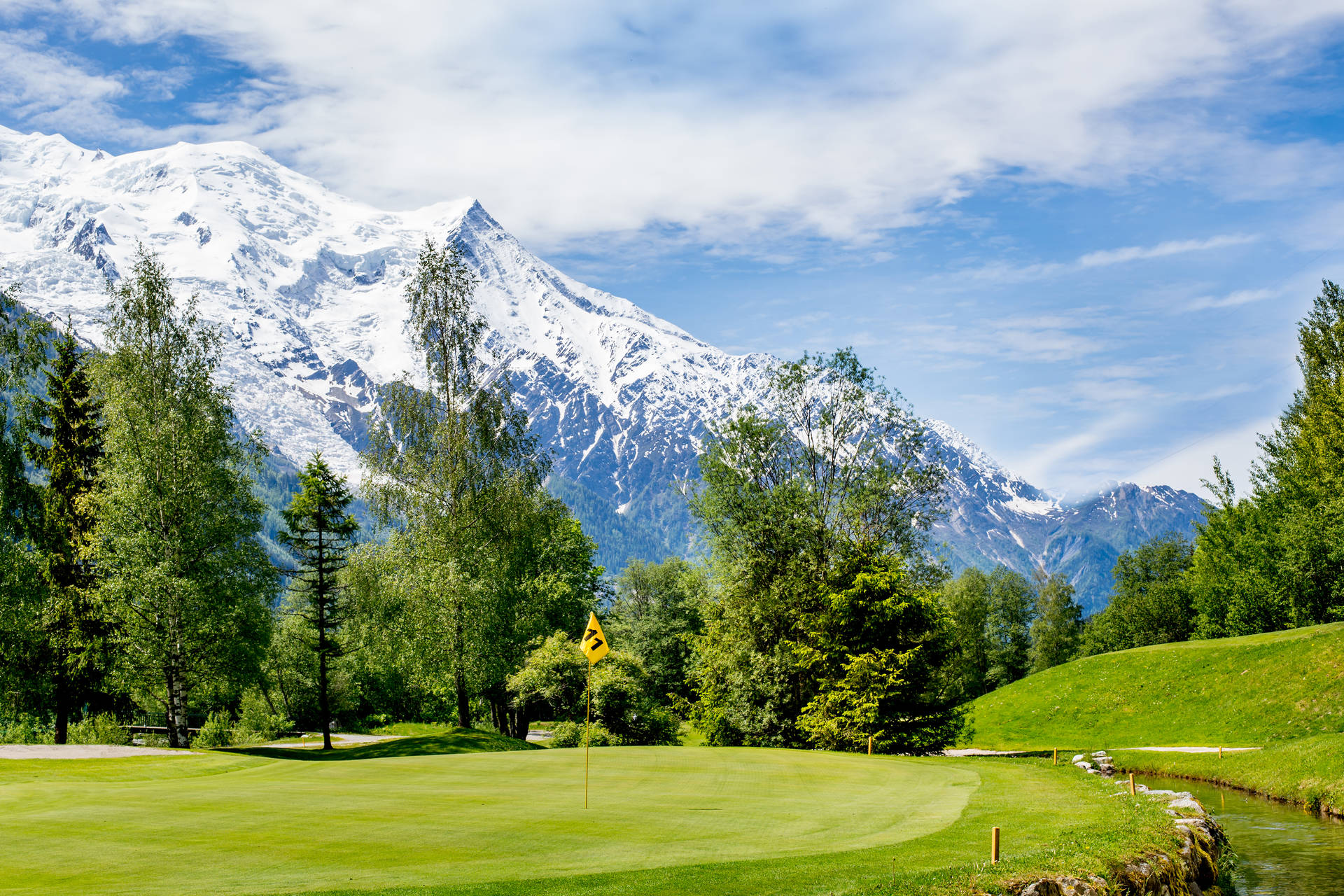 Golf & Ski
