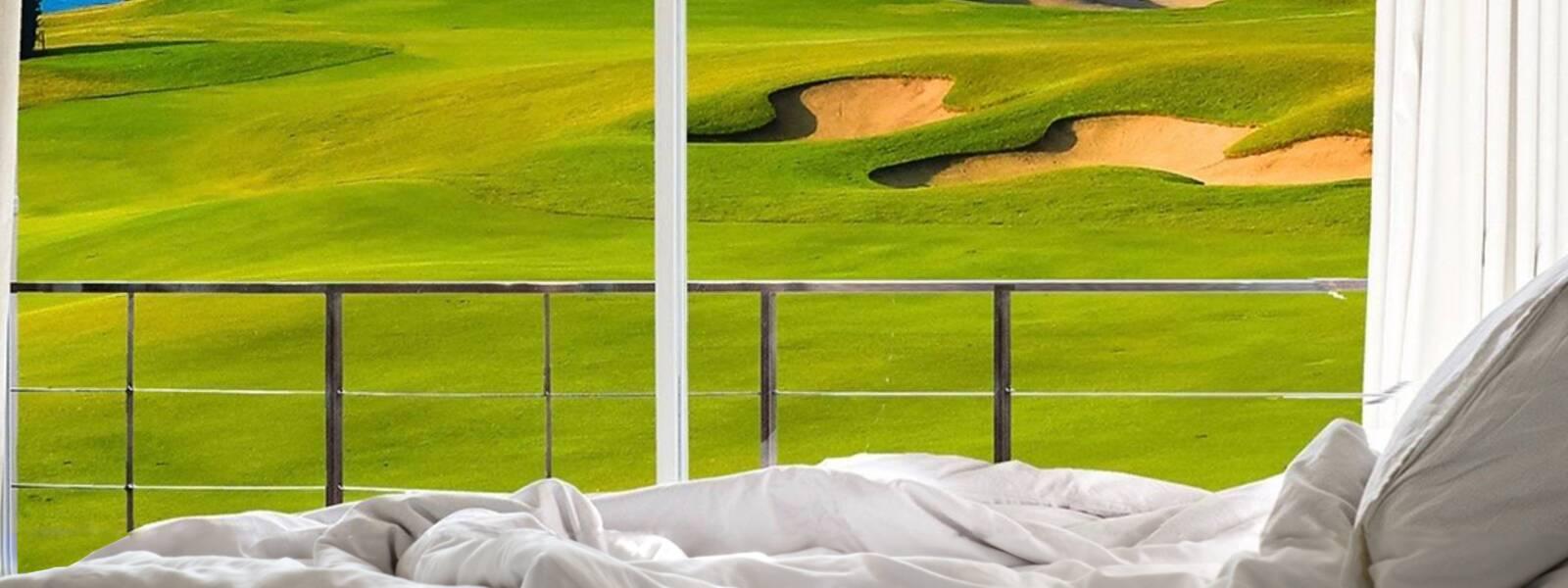 Hotels am Golfplatz
